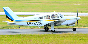 SE-LTN Piper Aircraft, PA-28R-201 Arrow III