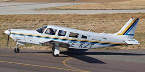 SE-KZT Piper Aircraft, PA-32R-301 Saratoga SP